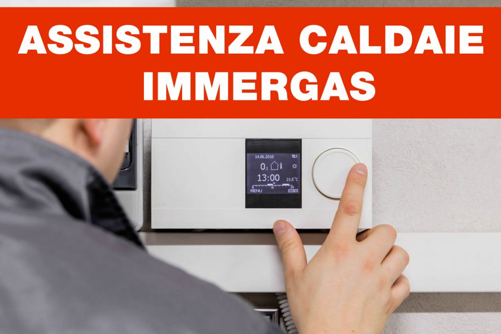 Revisione Caldaia Immergas Ornago